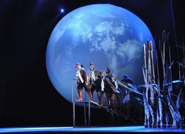 Спектакль «Чудесное путешествие Нильса с дикими гусями»