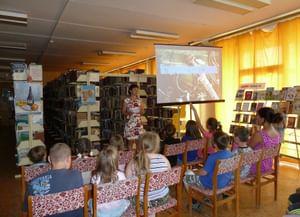 Сельская библиотека-филиал № 34