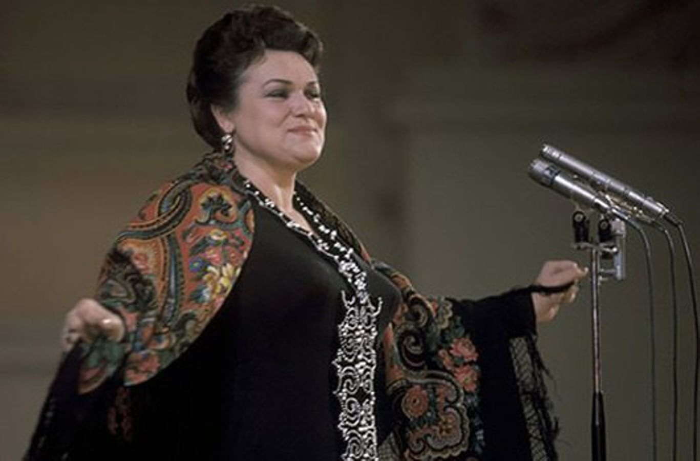 Людмила Зыкина. Певица, которая мечтала летать. Галерея 1