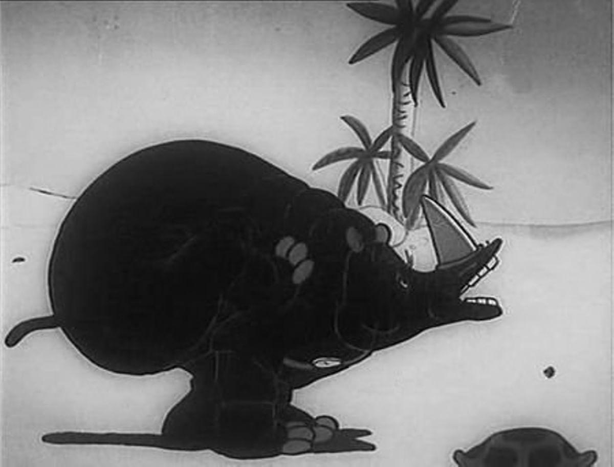 Зарождение российской мультипликации: 1920-1940-е годы. Галерея 4
