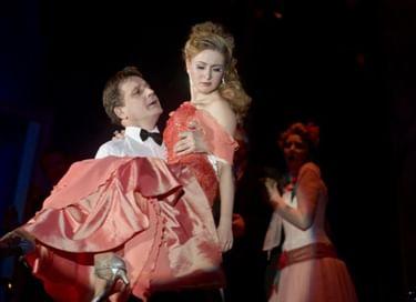 Спектакль «Баронесса Лили»