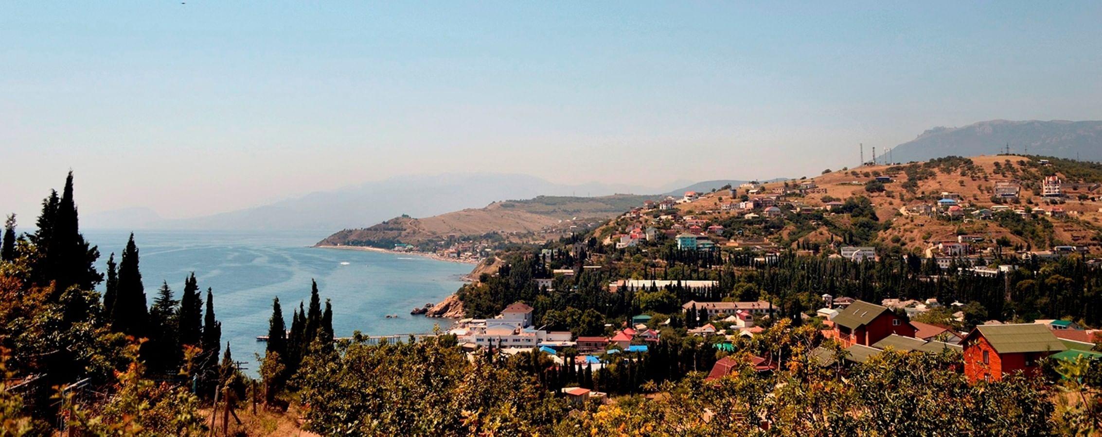 Южный Крым: Алушта