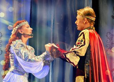 Спектакль «Принцесса Лебедь»