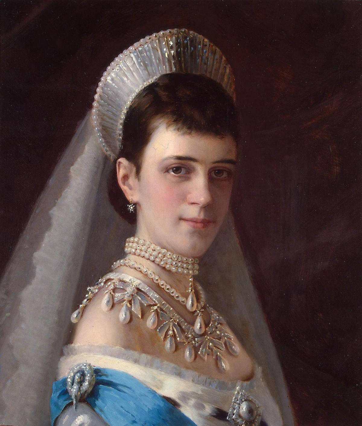 Любовь к жемчугу: Перлы в русском искусстве. Галерея 5