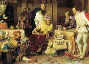 Любовь к жемчугу: перлы в русском искусстве