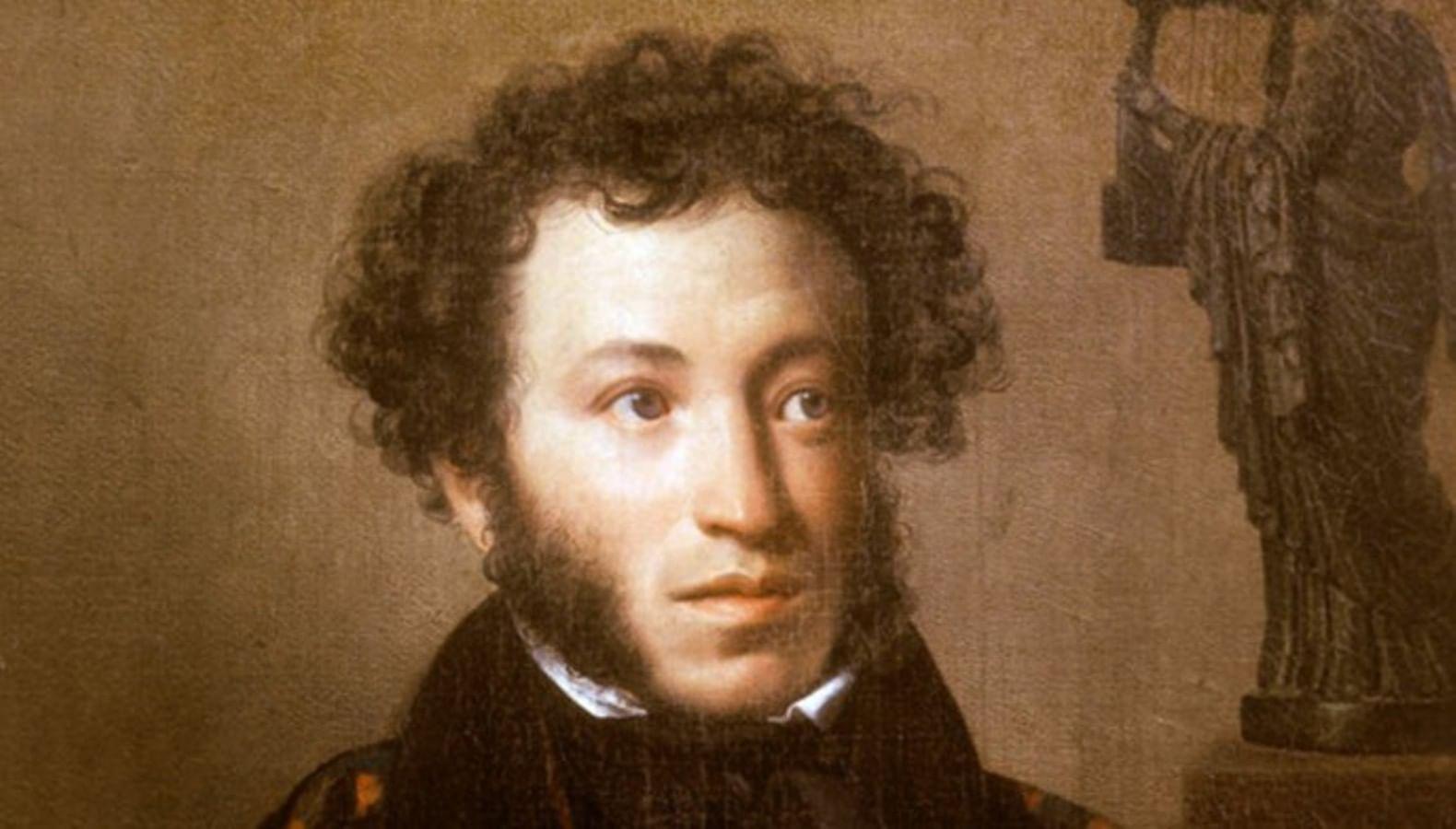 Пушкин и Давыдова