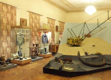 Экспозиция «Райчихинск. Из истории становления и развития»