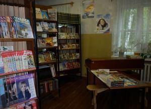Библиотека имени Л. Толстого г. Рыбинска (с детским сектором)