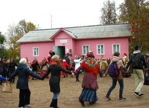 Филиал Северодвинского музея в селе Нёнокса