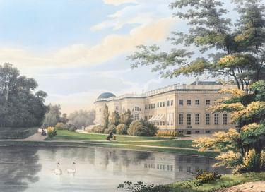 Выставка «Александровский дворец в Царском Селе и Романовы. История с продолжением»