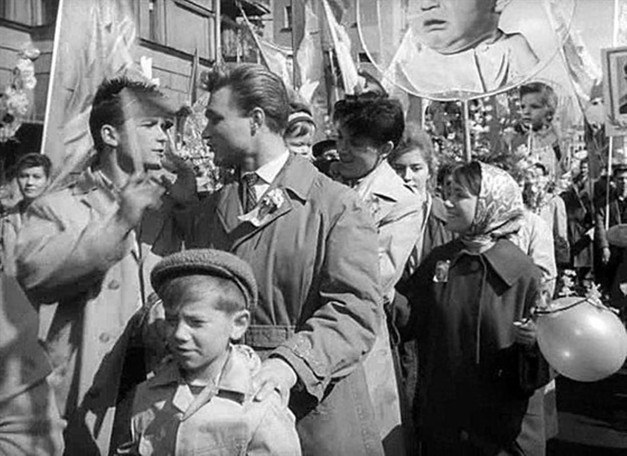 «Застава Ильича», 1964 год