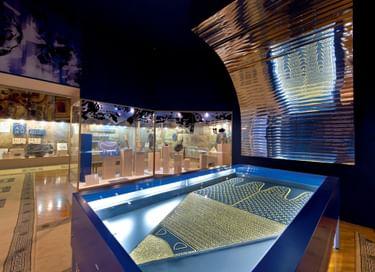 Экспозиция «Сокровища кочевников Евразии»