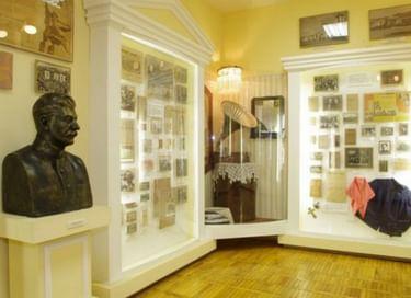 Экспозиция «Сочи в годы реконструкции курорта»