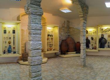 Экспозиция «Археологические памятники Сочинского региона»