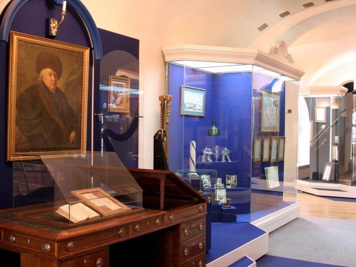 Экспозиция «Казанская губерния в XVIII веке»
