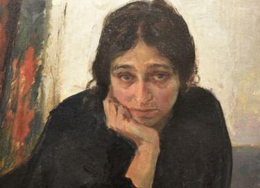 Экспозиция «Искусство начала XX века. Учителя и ученики Казанской художественной школы»