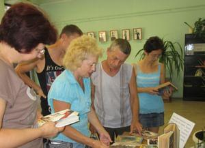 Библиотечно-информационный центр-филиал № 12