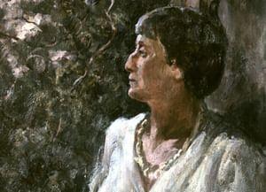 Анна Ахматова. Биография в портретах