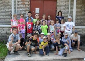 Детское отделение МЦБС Хвойнинского района