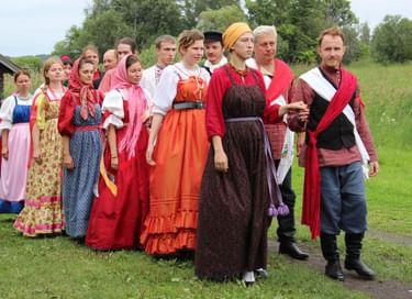 Фестиваль этнографической реконструкции «Старина»