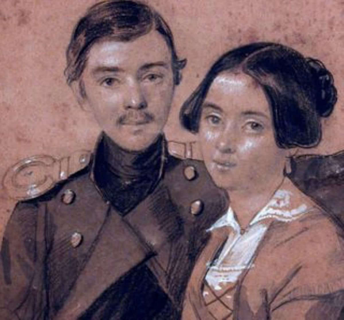 Матери-героини Российской империи: Портреты и стихи. Давыдовы