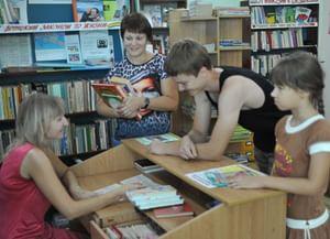 Павловская сельская библиотека-филиал № 23