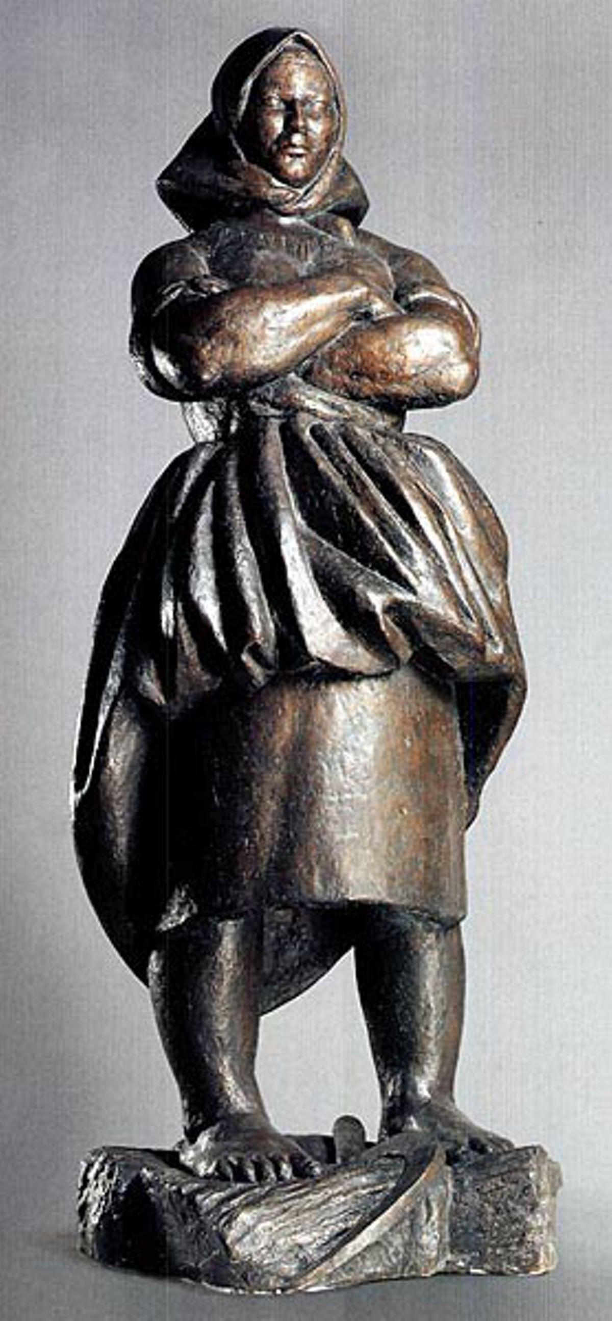 Первая дама советской скульптуры. 10 фактов о Вере Мухиной. Галерея 2