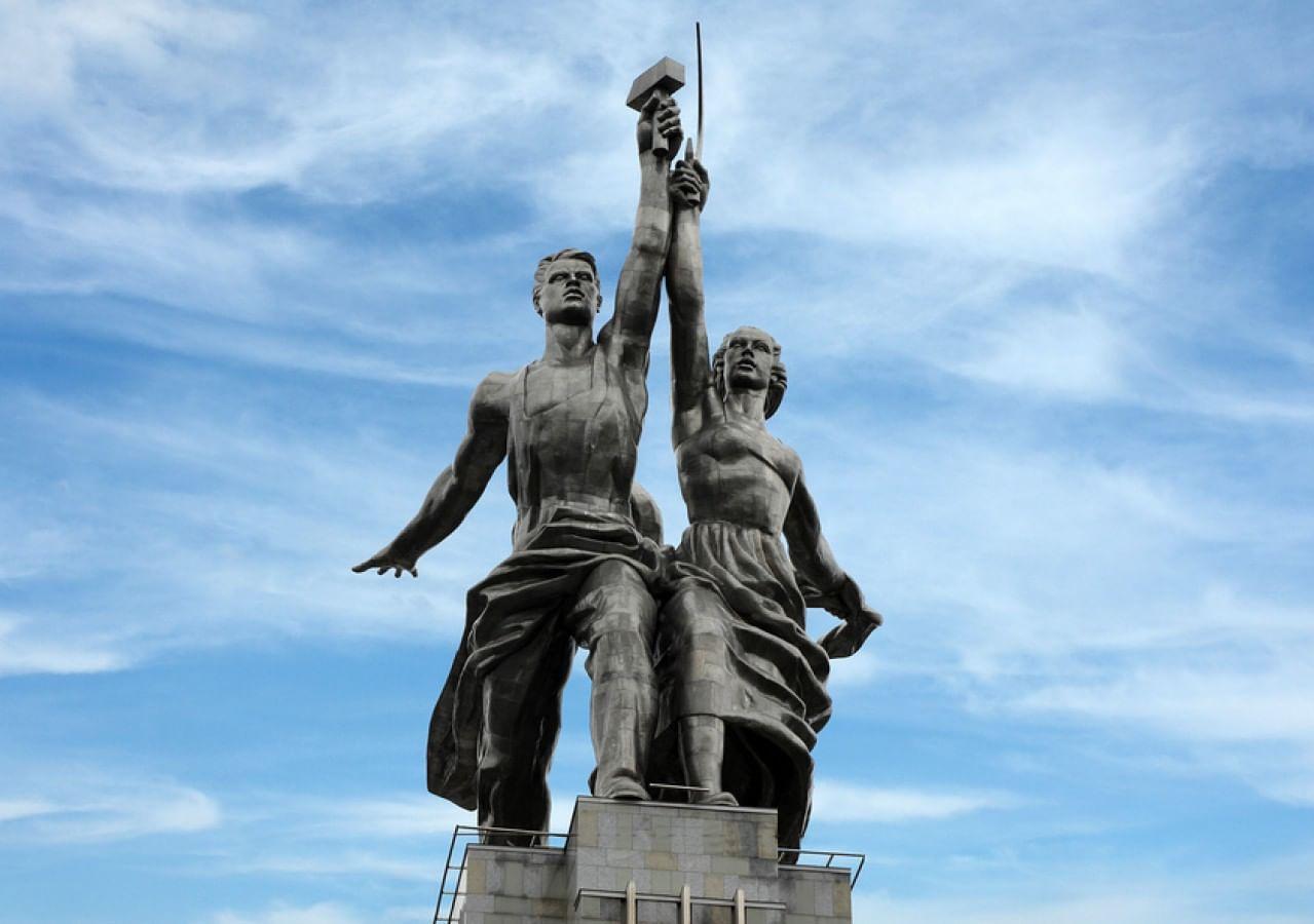 Первая дама советской скульптуры. 10 фактов о Вере Мухиной. Галерея 3