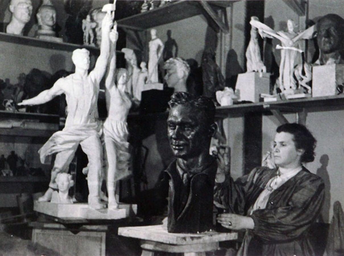 Доклад про скульптора вера мухина 4815