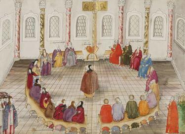Лекционная программа «Российские патриархи в Московском Кремле»