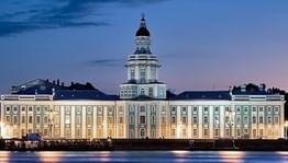 Эпоха петровского барокко: первые здания Санкт-Петербурга иокрестностей