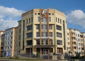 Новомосковская центральная городская библиотека