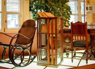 Экспозиция Музея Серебряного века