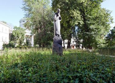 Экспозиция Музея-квартиры Ф. М. Достоевского