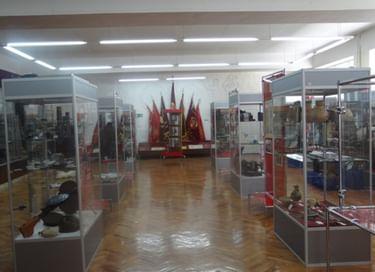 Выставка «История Курганинска»