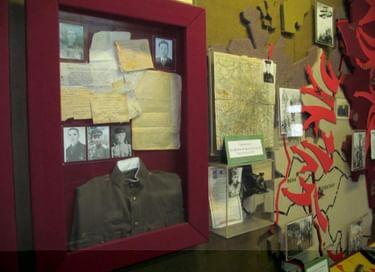 Экспозиция «Чернь в годы Великой Отечественной войны»