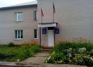 Калмиинская сельская библиотека