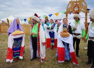 Областной конкурс «Лучшая тюбетейка праздника»