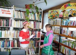 Чуевская сельская библиотека
