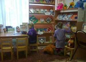 Анновская модельная сельская библиотека-филиал