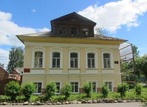 Экспозиция «Дом купца С.А.Вагина»