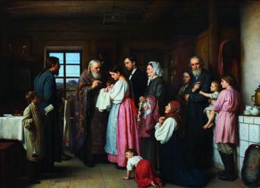 Выставка «Русское искусство XVII – начала XX века. Живопись»