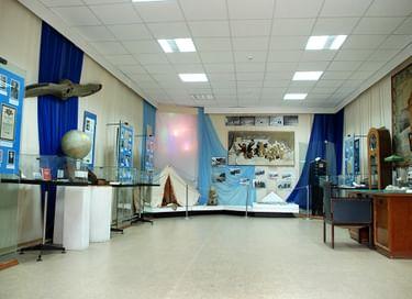 Выставка «Иван Папанин – севастопольский Колумб»
