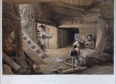 Выставка «Герои подземных сражений»