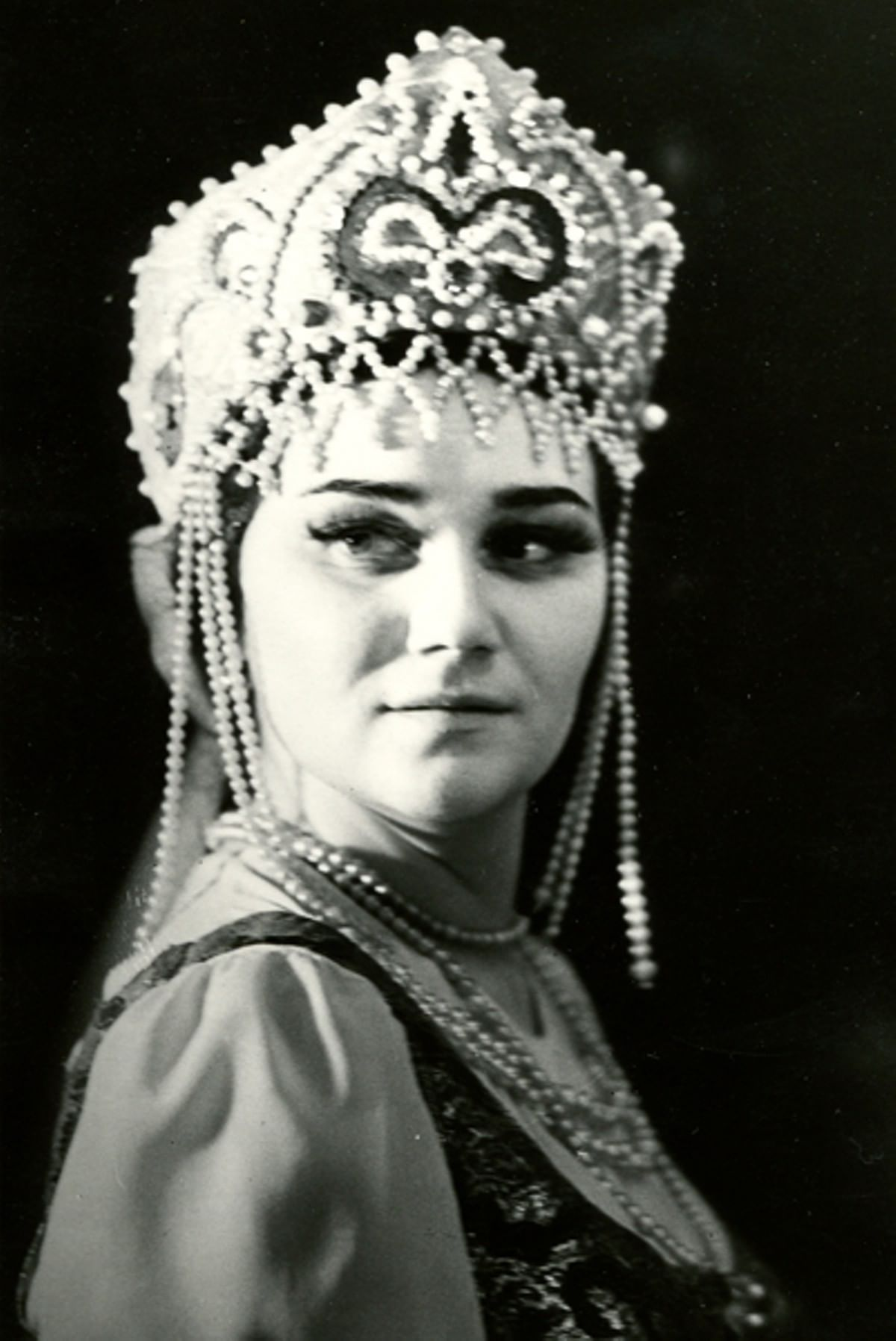 Тамара Синявская. Благородная Примадонна. Галерея 1