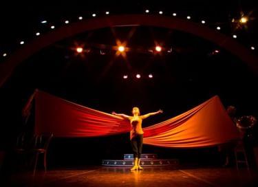 Спектакль «Аромат танго»