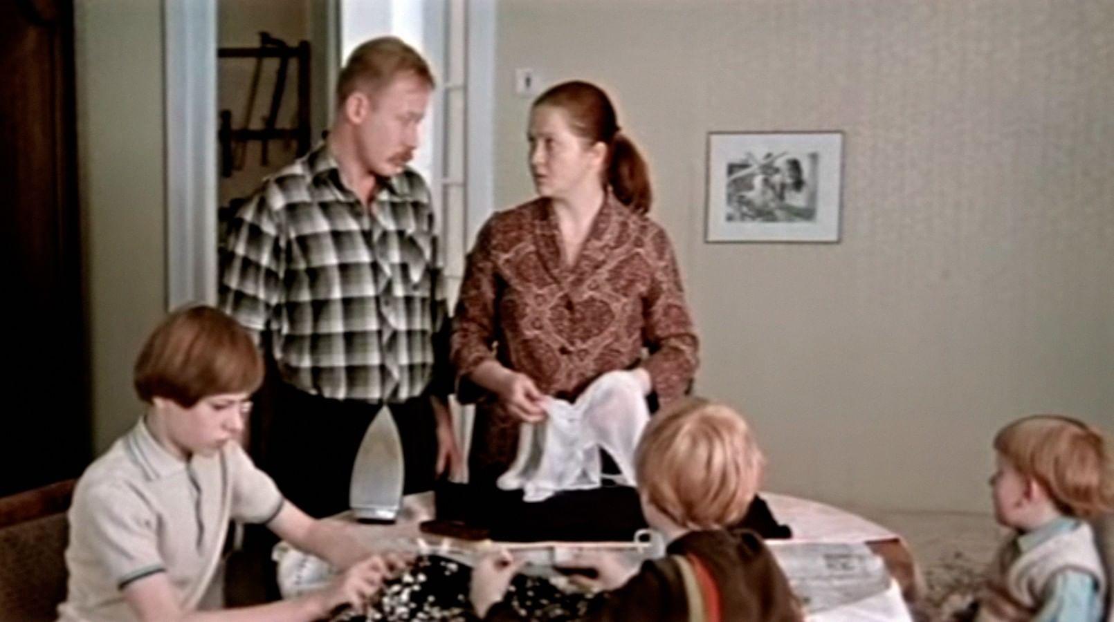 Кадр из фильма «Однажды 20 лет спустя»