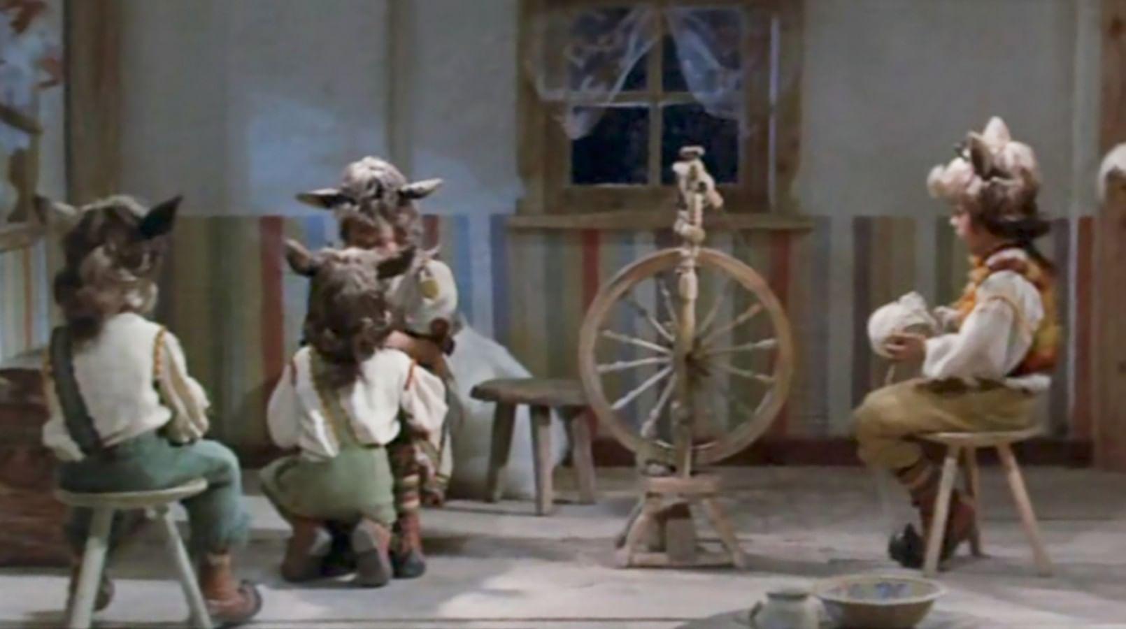Кадр из фильма «Мама»
