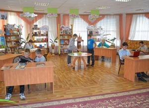 Яковлевская районная библиотека