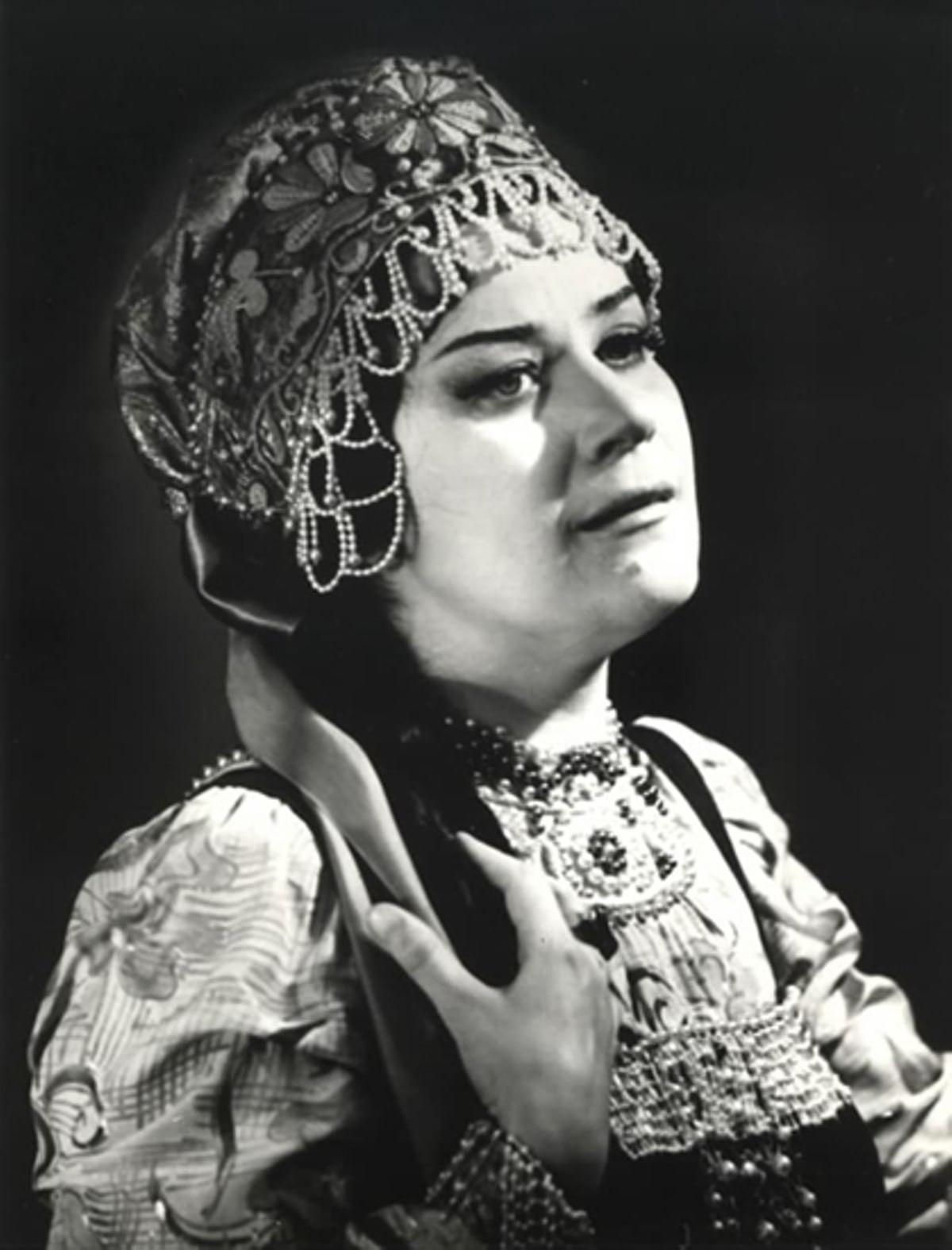 Елена Образцова. Галерея 1